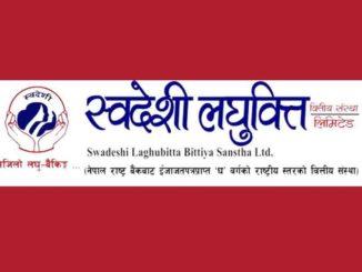Swadeshi Laghubitta Bittiya Sanstha Limited