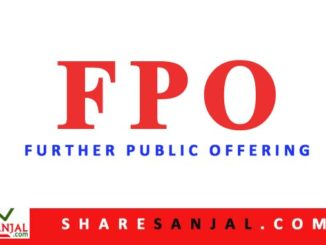 Further Public Offering (FPO)