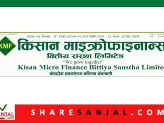 kisan microfinance
