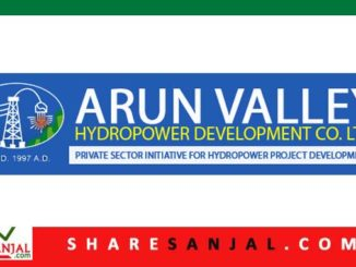 arun valley hydropower