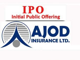 ipo of ajod insurance company